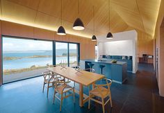 """A modern house steeped in heritage, history, and spirituality emerges on the fringes of <a href=""""http://www.dwell.com/travel/isle-skye-scotland"""">Scotland's Isle of Skye</a>."""