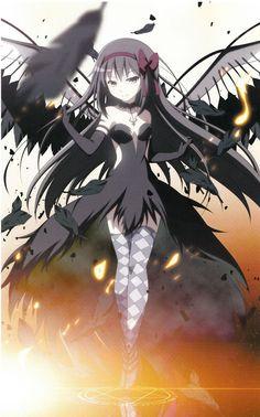 Homura Akemi Demonio