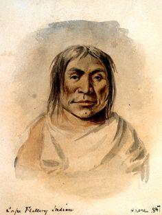 Yellow Cum (Makah). Il nome esatto era Yolo Cum, anche se gli americani preferivano chiamarlo Cape Flattery Jack, dal luogo di provenienza nello Washington.