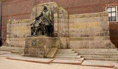 Dordrecht<br />Dordrecht - Standbeeld Johan de Witt