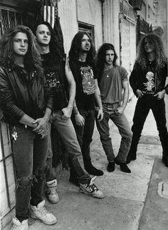 """the-true-metal: """"Malevolent Creation """""""