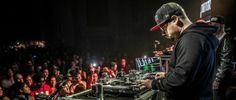 Cutting Edge   DJ Madfingaz voor de tweede keer Belgisch kampioen Red Bull Thre3style