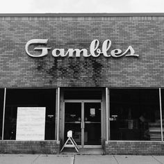 Gambles was an institution