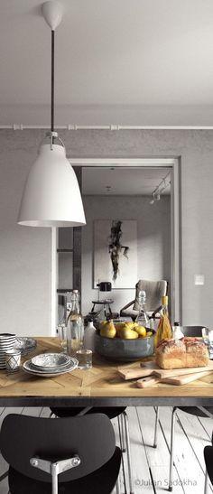 Un appartement contemporain à anduze