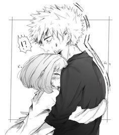 Katsuki & Ochako