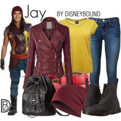 Disney Bound - Jay (The Descendants)