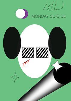 Monday Suicide Gabriel Corbera