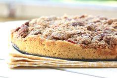 a gluten-free picnic :: french apple pie | forgiving martha