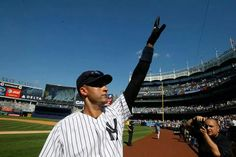 The captain of baseball, Derek Jeter is retiring