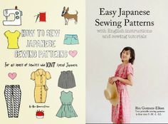 How to Sew Japanese Sewing Patterns
