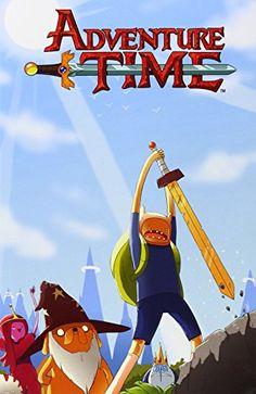 Adventure Time Vol. 5 @ niftywarehouse.com #NiftyWarehouse #AdventureTime #TVShow #Cartoon #Show #CartoonNetwork
