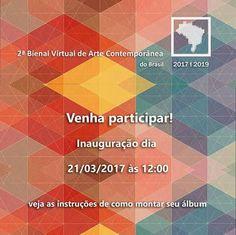 2° Bienal Virtual de Arte Contemporânea no Brasil