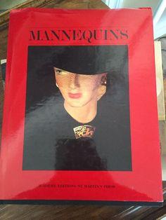 livre mannequins saint Martin s press