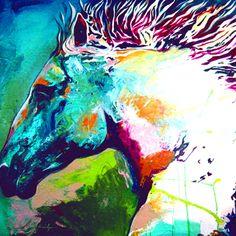 Tras el pincel de Leonardo Hidalgo  El mundo del deporte y las figuras del cine y la música han inspirado varias de las obras de este pintor que ha conquistado el campo del arte con su estilo neo pop.