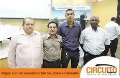 PREFEITO MIGUEL, DEPUTADO E VEREADORES UNEM FORÇAS CONTRA PEDÁGIOS