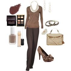 """Coffee and Cream"" by itismebecky on Polyvore"