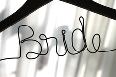 When Ashley got engaged, one of the first things I pinned on Pinterest was a wedding dress on a hanger that said Bride. I decided then and there to make a hanger for Ashley and each of her girls. Don't … Continue reading →