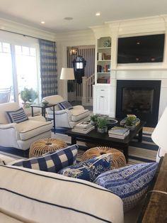 COASTAL LIVING IDEA HOUSE | NEWPORT, RI (PART I) | The Pursuit of Style