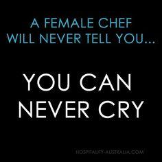 Hospitality Australia: Female chefs