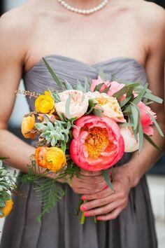 bridal bouquet; photo: J Stoia Portrait Design