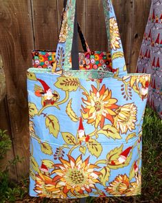 Custom Item Request Mini Tote with Pockets and a by WindPoppy, $90.00