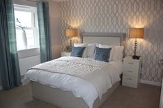 Aspects Show home Bedroom