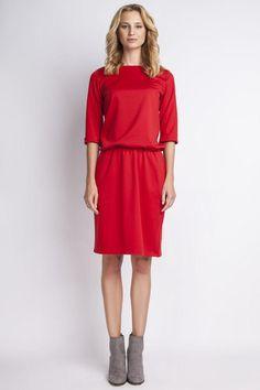 Red Lanti Dresses