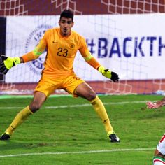 India's Gupreet Singh is carving his own path in European football