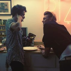 Brad And Tristan, if you click on the photo than are you go to instagram and than is it a video ( really funny)