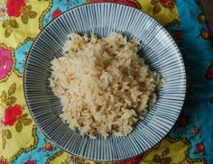 Técnicas de Cozinha | A casa encantada Grains, Rice, Food, Carmelized Onions, Spices, Homemade Mayonnaise, Savoury Dishes, Leftover Rice, Brown Rice
