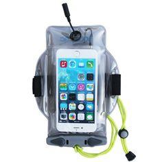 Set: MP3-/Smartphone large mit Kopfhörer wasserdicht