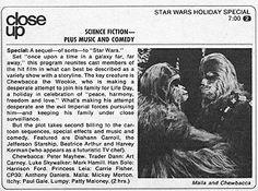 Star Wars Holiday Special / Star Wars on TV