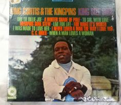 $19.99 	  King Curtis & The Kingpins LP King Size Soul Atco 1967 Stereo SD 33-231