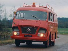 Citroën 350 Camion de Pompier '1966–72
