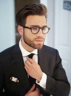 klädkod kavaj för män Skäggstilar För Män d486c8863cda2