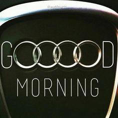 Gooood morning Audi Quotes, Black Audi, Creative Instagram Photo Ideas, Audi S5, Bmw Love, Classy Cars, Audi Cars, Automotive Art, Fun To Be One