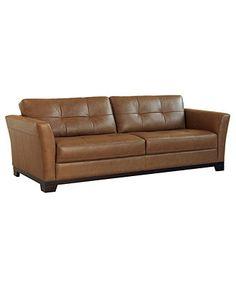 Simple Furniture On Pinterest Sofas Leather Sofas