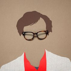 Woody Allen - David Scwen Does a Great Social Media Campaign for Warby Parker (GALLERY)