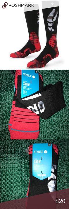 STANCE SOCKS Men's 9-12 Stance Crab Socks. New with tags. Stance Underwear & Socks Athletic Socks