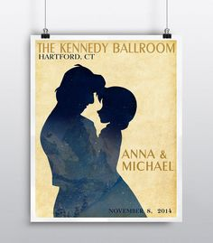This one of a kind Frozen poster can be personalized with your names, location, venue and date. Would you like to have the poster without the wording or maybe a quote from the movie? All of Keepsakes text can be customized to fit your personal style! Frozen Wedding Theme, Disney Wedding Gifts, Frozen Anna And Kristoff, Frozen Poster, Wedding Posters, Cloud 9, Personal Style, Geek Stuff, Keepsakes