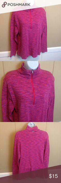 """Columbia Sportswear Pink Long Sleeve Shirt Maker: Columbia Sportswear Company ♥ Material: 80% Cotton - 20% Polyester ♥ Color: Pink ♥ Measured Size: Pit to pit- 21"""" Pit to cuff- 19"""" Shoulder to waist- 25""""  ♥ Tag Size:  XL ♥ Actual Size: XL PLEASE CHECK YOUR ACTUAL MEASUREMENTS TO MAKE SURE IT IS THE RIGHT SIZE! THANKS! ♥ Condition: Great Used Condition ♥ Item #: (office use only) C  Follow us on Instagram and facebook for coupon codes!  INSTAGRAM-thehausofvintage1984 Facebook- intergalactic…"""