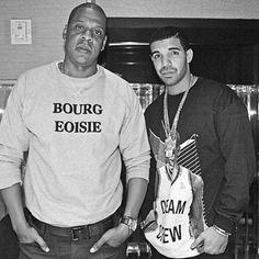 Drake Ft Jay Z - Pound Cake (Beanie Sigel Shot)