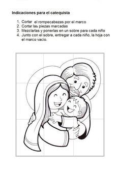 St Joseph, Preschool, Snoopy, Templates, Comics, Fictional Characters, Craft, Sunday School Activities, Toddler Activities