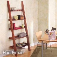 DIY Leaning Tower of Shelves!  Build a whole Sloan set? with bar etc? http://www.crateandbarrel.com/sloane-grey-leaning-bar-with-2-18-bookcases/s507326?a=1552&device=c&network=g&matchtype=&gclid=CNnQ4POjpL4CFS8V7AodYRQAsA