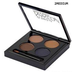 NAKED Ladies Make Up Eyebrow Makeup Set Waterproof Palette