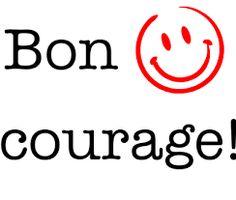 Bon Courage, Illustration Noel, Company Logo, Bible, Messages, Logos, Recherche Google, Flower, Bonjour