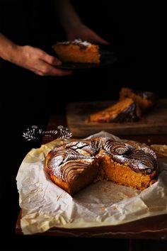 pastel-pera-almendra-polenta-sin-gluten
