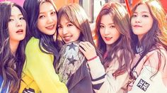 Red Velvet: Seulgi, Joy, Wendy, Irene and Yeri for Metersbonwe 2015