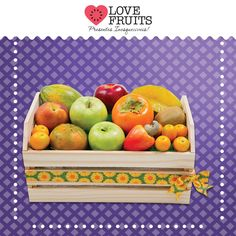 #Quitandinha Presentes inesquecíveis: http://www.lovefruits.com.br/