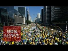 Taking It To The Streets - Mass Protests Against Petrobras In Brazil [Video] - Oilpro.com